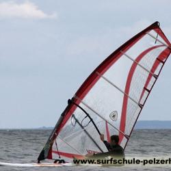 Windsurf-Aufsteiger