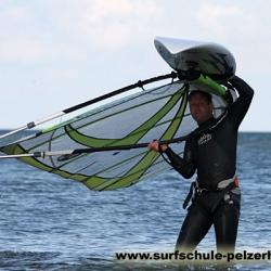 Windsurfen in Pelzerhaken