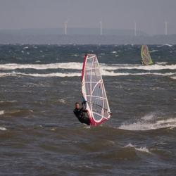 Endlich Wind
