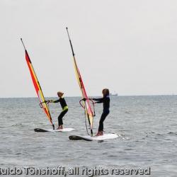 Surfkurs in Rettin