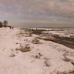 Winter in Rettin