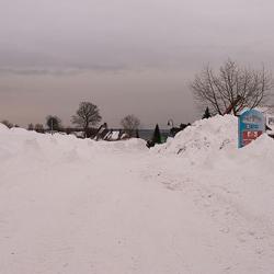 2010-12-02 Wintereinbruch an der Ostsee
