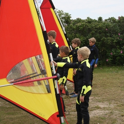 Windsurfkurs Pfingsten