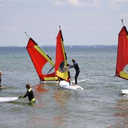 Windsurfkurs Pfingsten