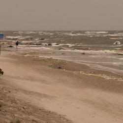 2011-07-13 - 7Bft. aus Nord-Ost