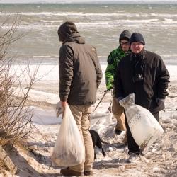 2013-03-23 - Beach Clean-Up