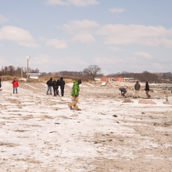 Winter Beach Clean-Up