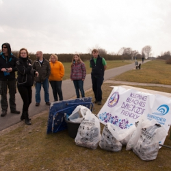 6. Beach Clean-Up