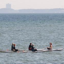 Pfingsten an der Ostsee