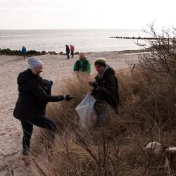 8. Beach Clean-Up in Pelzerhaken-Rettin