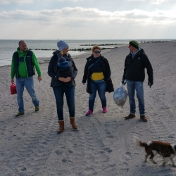 8. Beach Clean-Up in Pelzerhaken-Rettin