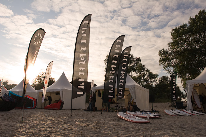 Kite-SUP-Festival in der Surfcity Neustadt